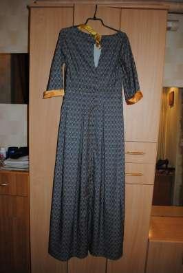 платье 46-48 в пол в Волжский Фото 2