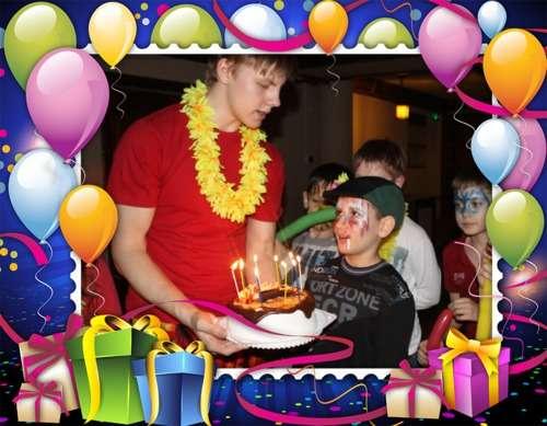 """Отпразднуйте свой день рождения в """"ЗАМКЕ у Шрек и Фиона"""" в Коломне Фото 1"""