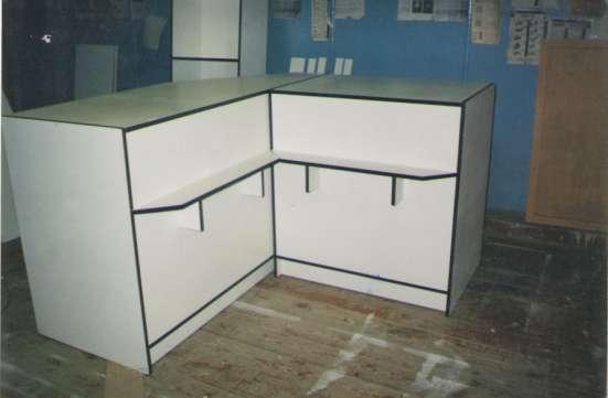Изготовление торгового оборудования
