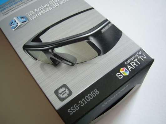 Активные 3D очки SAMSUNG SSG-3100GB в Москве Фото 3