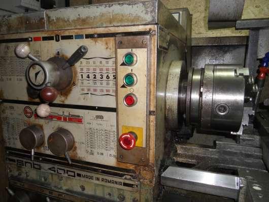 Продам токарно-винторезный станок SNB-400, пр-во Румыния