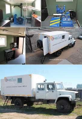 Агрегат исследования скважин ГАЗ 33081