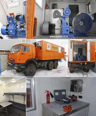 Лаборатория исследования скважин на базе КамАЗ 43114 в Сыктывкаре Фото 2