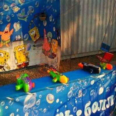 аттракцион пузырьболл в Геленджике Фото 1