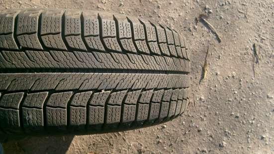 "Продаю шины зимние Michelin X-ICE-2 195/60 R16 "" липучка "" в Орехово-Зуево Фото 3"