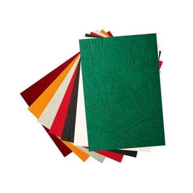 Обложки картон-кожа 230 гр./м2  А4