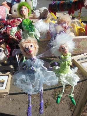 Кукла Ангел Добролюб в Москве Фото 2