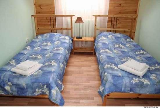 Модульная гостиница