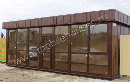 Строительство торговых павильонов в Краснодаре Фото 2