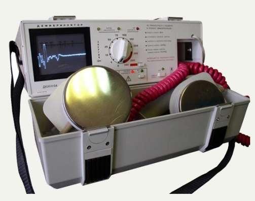 Дефибриллятор ДКИ-H-04.