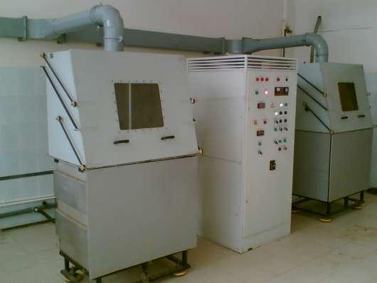 Установки электролитно-плазменного  полирования из Беларуси