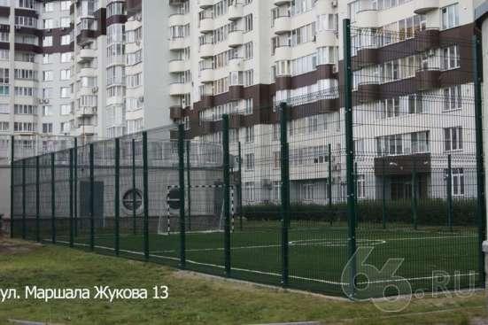 монтаж 3D заборов ПОД КЛЮЧ в Набережных Челнах Фото 1