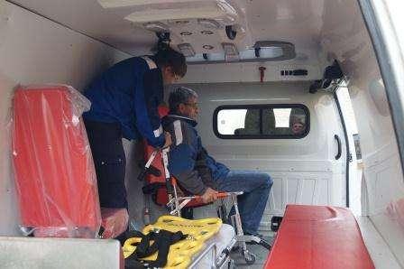 Перевозка лежачих больных в Березниках Фото 4