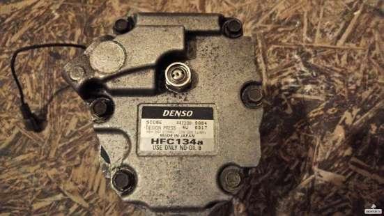 Компрессор кондиционера Toyota Duet, M100A, EJ