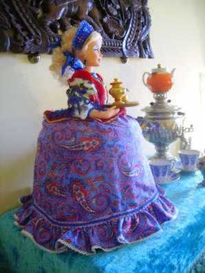Кукла на чайник в Москве Фото 5