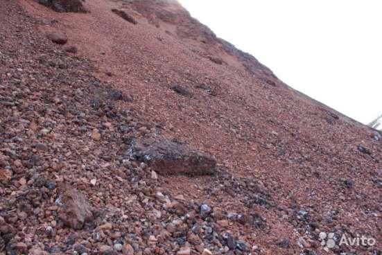 щебень песок отсев земля грунт бетон скала бут вскрыша шлак в Челябинске Фото 2