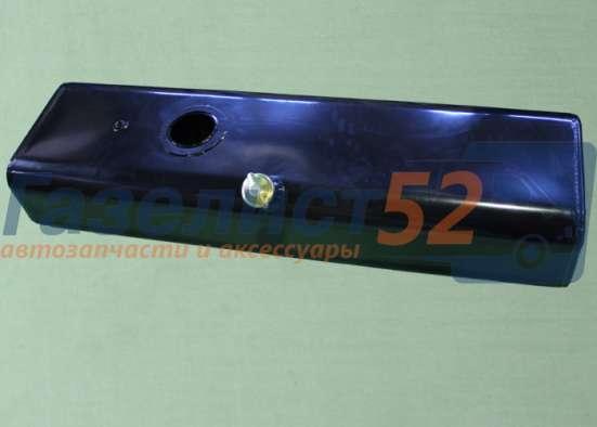 Бак топливный Г-3302 металл. (120л) инжекторный двигатель