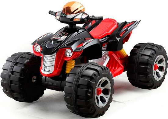 Детский квадроцикл 318 BigQuad