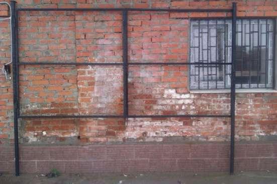 Ворота и калитки в Подольске
