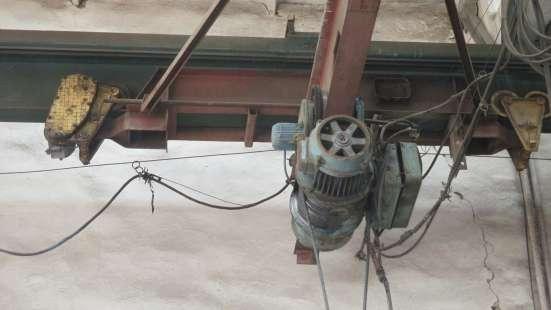 Ремонт,установка,испытания, продажа кран-балок и тельферов.