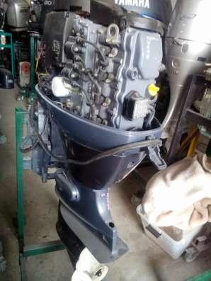 Продам отличный лодочный мотор YAMAHA F 50 , нога S ( 381 мм)