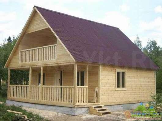 Строим дома, бани, веранды и все надворные постройки. в Кемерове Фото 3