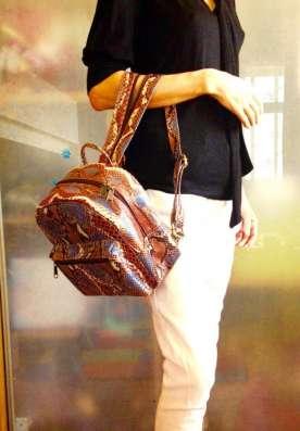 рюкзак питон новый