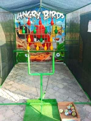 """Аттракционы """"Angry Birds"""""""