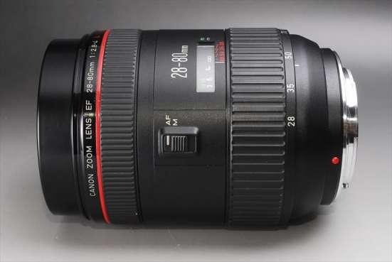 Объектив Canon EF 28-80mm f/2.8-4 L USM в Краснодаре Фото 2