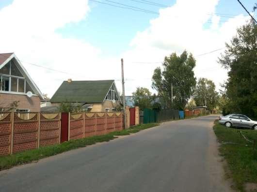 Земельный участок в д. Покровское Истринского р-на