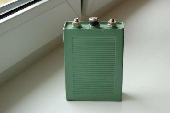 Никеле-кадмиевые аккумулятор НКП-20У2
