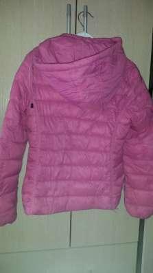Продам осеннюю курточку для девочки в Рязани Фото 1