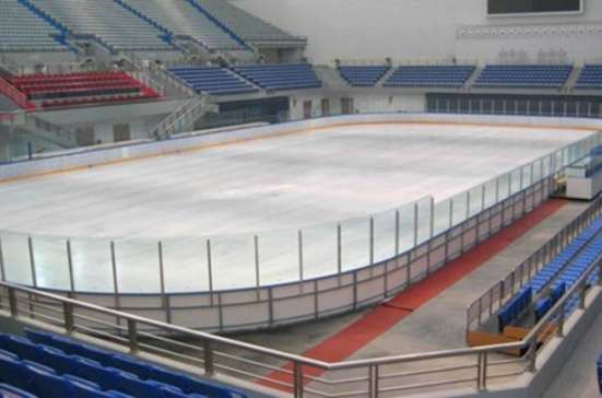 Хоккейная коробка на заказ от производителя. Качественный и в Екатеринбурге Фото 5
