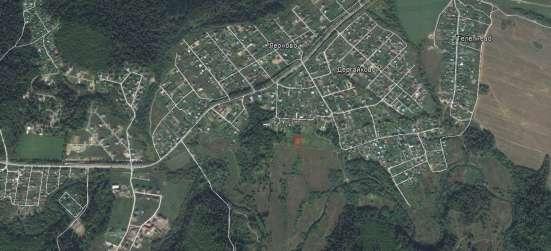 Продам земельный участок 10 соток д. Дергайково, Московская в Истре Фото 1