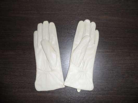Перчатки женские осень размер 8