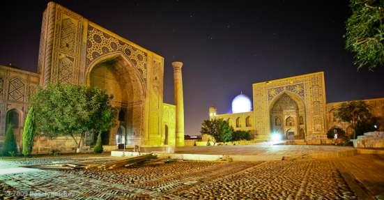 Туристические услуги по Узбекистану