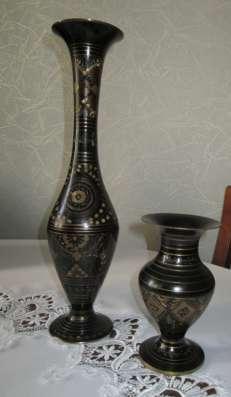 Восточный винтаж для интерьера: вазы из 70-х