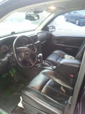 Продам Chevrolet TrailBlazer, цена договорная,в Санкт-Петербурге Фото 3