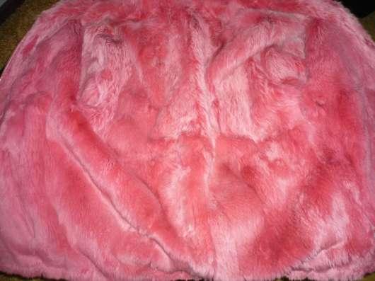 Натуральная кожаная куртка с натуральным мехом внутри