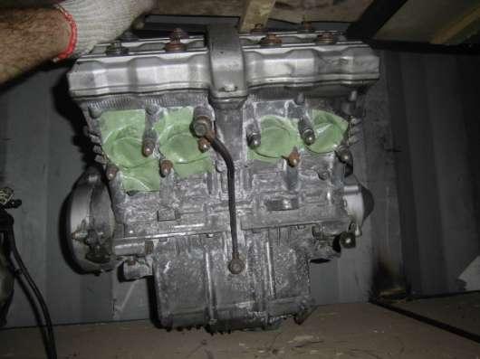 Двигатель YAMAHA FZR 250 в Новосибирске Фото 2