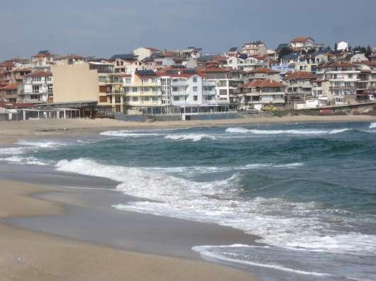 Сдаю 2-х к. апартамент на берегу Черного моря в Болгарии.