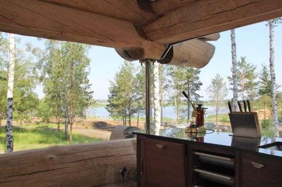 Эксклюзивные деревянные дома и коттеджи