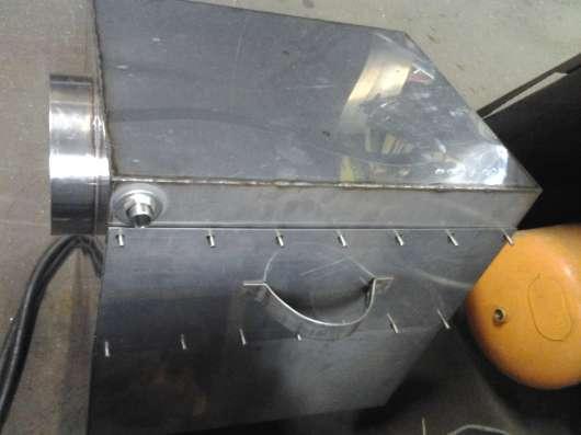 Фильтр водяной для мангала