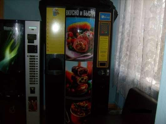 Вендинговый автоматы с бизнес-точками