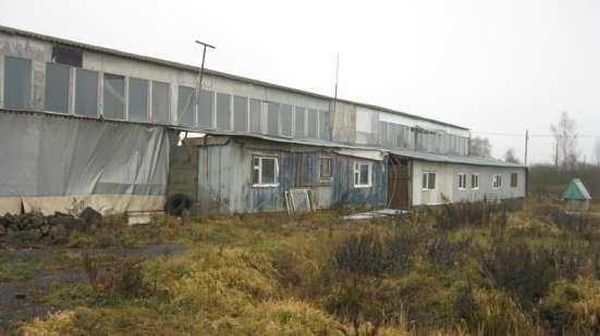 Продается ангар 1200 кв.м д. Курово Истринского р-она,М.О