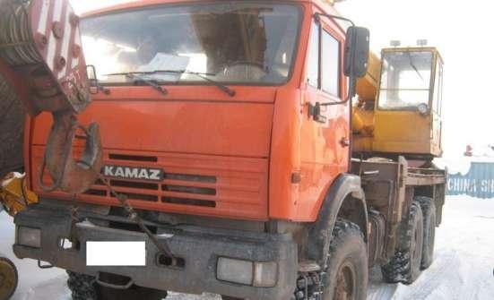 Автокран  Ивановец 25 тонн