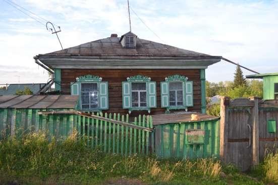 Продам дом из бруса