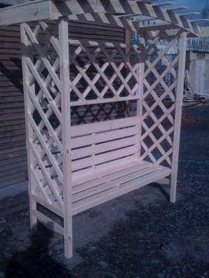 Скамьи для бани и сада - от производителя. в Пензе Фото 3
