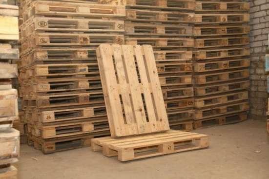 Покупаем деревянные поддоны б/у в Пензе Фото 2