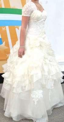Свадебное (выпускное) платье в Омске Фото 1
